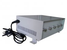 70W High Power Cell Phone Jammer for 4G LTE with Directional Ant
